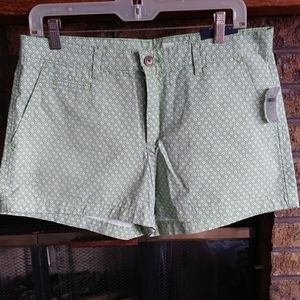 Gap diamond print shorts